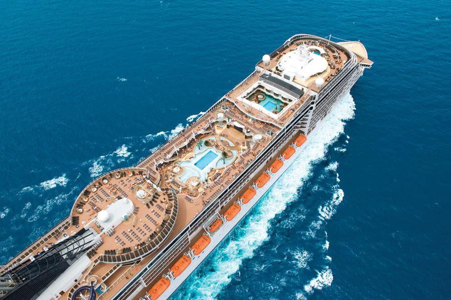 سفينة MSC Splendida